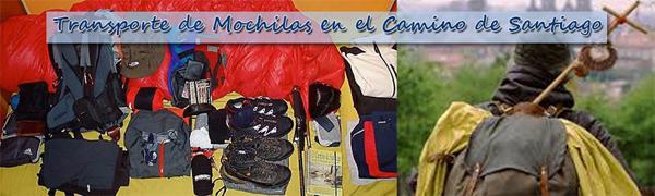Transporte de Mochilas Camino Santiago