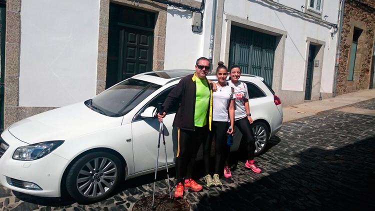 Parking Sarria con entrega de Coche Santiago