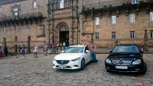 Parking en Sarria entrega en Santiago