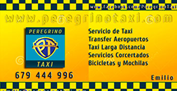 Taxi Camino de Santiago