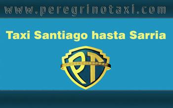 Taxi Santiago a Sarria 2016